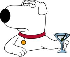 Family Guy Brian Griffin is not coming back