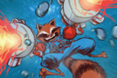 rocket raccoon headling solo title for free comic book day